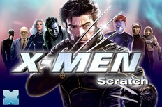 The X-Men Scratch