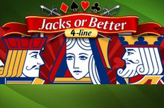 4 Line Jacks Or Better