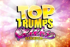 Top Trumps — Celebs Scratch
